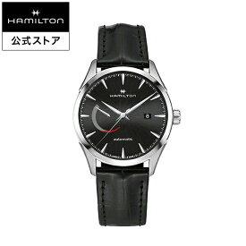ハミルトン 公式 腕時計 Hamilton Jazzmaster Power Reserve ジャズマスター パワーリザーブ メンズ レザー   正規品 時計 メンズ腕時計 ギフト クロノグラフ 革ベルト 自動巻 ブランド腕時計 うでとけい 機械式 おしゃれ watch 革 クラシック 皮ベルト