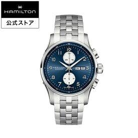 ハミルトン 公式 腕時計 Hamilton JM Maestro DD AC45-bu-brc ジャズマスター マエストロ メンズ メタル | 正規品 時計 ギフト メンズ腕時計 ブランド ブレスレットウォッチ ベルト ウォッチ ビジネス 男性腕時計 watch 紳士 男性 ウオッチ