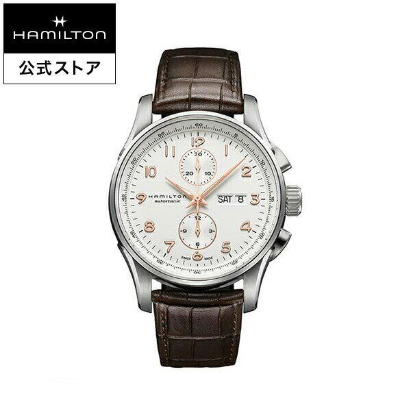 ハミルトン 公式 腕時計 Hamilton Jazzmaster Maestro ジャズマスター マエストロ メンズ レザー | 正規品 時計 メンズ腕時計 ブランド 革ベルト ブラウン ウォッチ ブランド腕時計 ビジネス 紳士時計 機械式自動巻 おしゃれ 男性腕時計 メンズウォッチ ホワイト文字盤