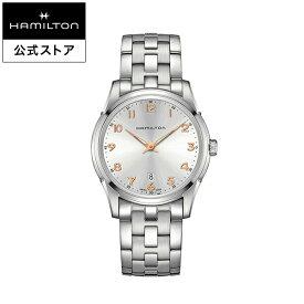 ハミルトン 公式 腕時計 Hamilton Jazzmaster Thinline ジャズマスター シンライン メンズ メタル | 正規品 時計 メンズ腕時計 ブランド ギフト ブレスレットウォッチ クォーツ ウォッチ ビジネス おしゃれ クオーツ 紳士 シンプル 男性 オフィス スーツ