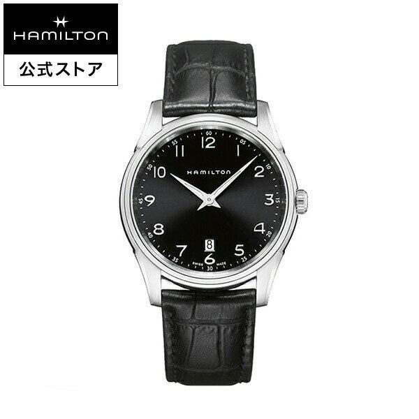 ハミルトン 公式 腕時計 Hamilton Jazzmaster Thinline ジャズマスター シンライン メンズ レザー | 正規品 時計 メンズ腕時計 ブランド 革ベルト ウォッチ ビジネス うでとけい おしゃれ 男性腕時計 紳士 革 男性 オフィス ウオッチ メンズウォッチ 男性用腕時計