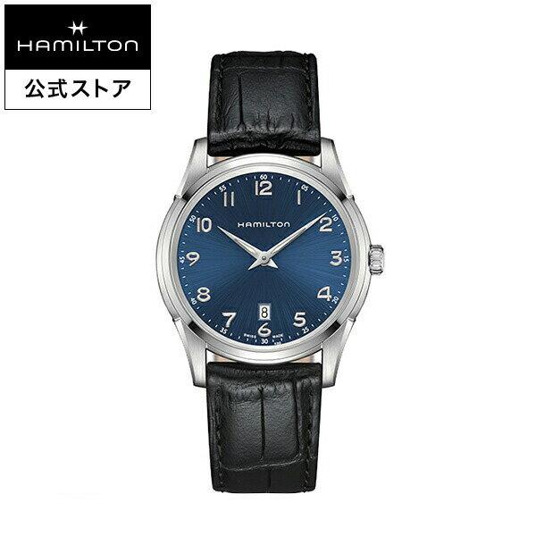 Hamilton ハミルトン 公式 腕時計 Jazzmaster Thinline ジャズマスター シンライン メンズ レザー H38511743 | 正規品 時計 メンズ腕時計 ブランド ウォッチ ビジネス うでとけい おしゃれ 男性腕時計 紳士 男性 オフィス ウオッチ メンズウォッチ 男性用腕時計 ギフト 会社
