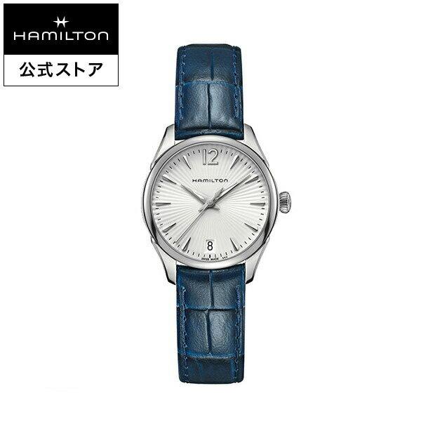 ハミルトン 公式 腕時計 Hamilton Jazzmaster Lady ジャズマスター ジャズマスターレディ レディース レザー | 正規品 時計 革ベルト レディース腕時計 ブランド腕時計 ビジネス レディースウォッチ 女性腕時計 おしゃれ 女性 watch 革 オフィス ウオッチ 女性用腕時計