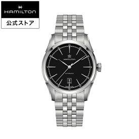 ハミルトン 公式 腕時計 Hamilton Spirit of Liberty アメリカンクラシック スピリット オブ リバティ オート メンズ メタル | ギフト 正規品 時計 メンズ腕時計 ブランド ブレスレットウォッチ 自動巻き ウォッチ 機械式 おしゃれ 男性腕時計 シンプル