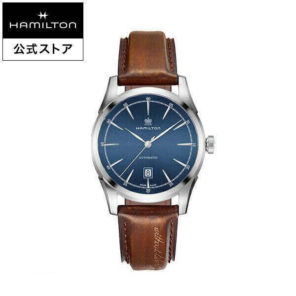 ハミルトン 公式 腕時計 Hamilton Spirit of Liberty アメリカンクラシック スピリット オブ リバティ オート メンズ レザー | 正規品 時計 メンズ腕時計 ブランド 革ベルト ウォッチ ブランド腕時計 うでとけい 男性腕時計 watch 紳士 革 男性 ウオッチ メンズウォッチ