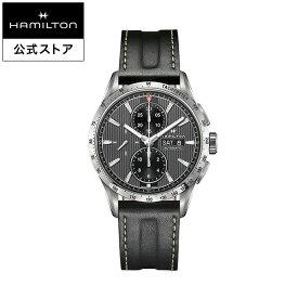 ハミルトン 公式 腕時計 Hamilton Broadway ブロードウェイ オートクロノ メンズ レザー | 正規品 時計 メンズ腕時計 ブランド ベルト ギフト 革ベルト ウォッチ ブランド腕時計 ビジネス うでとけい 男性腕時計 watch 紳士 革 男性 プレゼント