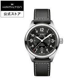 ハミルトン 公式 腕時計 Hamilton Khaki Field Day Date カーキ フィールド デイデイト メンズ レザー   正規品 時計 メンズ腕時計 ブランド ベルト 革ベルト ウォッチ ブランド腕時計 ビジネス うでとけい 男性腕時計 watch 紳士 革 男性 ウオッチ メンズウォッチ