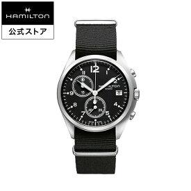 【ハミルトン 公式】 Hamilton Khaki Pilot Pioneer カーキ アビエーション パイロット パイオニア クロノ メンズ テキスタイル