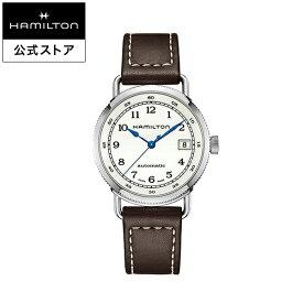 ハミルトン 公式 腕時計 Hamilton Khaki Navy Pioneer カーキ ネイビー パイオニア オート メンズ レザー | 正規品 ギフト 時計 メンズ腕時計 自動巻き 革ベルト ウォッチ 自動巻 防水 ビジネス 機械式 おしゃれ 革 シンプル ドレスウォッチ レザーベルト