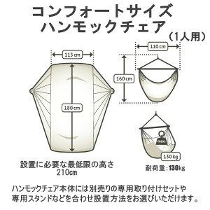 コンフォートサイズ図解