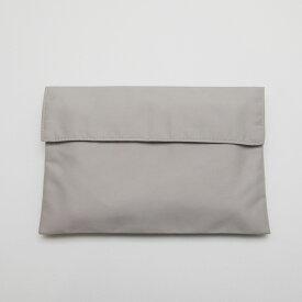 ミツフジ hamon AG マスクケース 抗ウイルス 抗菌防臭 汗臭分解 携帯用 折りたたみ可能カラー: (カラー:グレー・ライトグレー)SKU: hamon AG 102