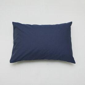 ミツフジ hamon AG 枕カバー 銀糸を使用した抗菌防臭、帯電防止、熱遮断の枕カバー (カラー: ライトベージュ&ネイビーの2色展開)SKU: hamon AG 301