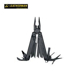 【送料無料】【レザーマンLEATHERMAN】WaveBlack/ウェーブブラック【マルチツール/ナイフ/十徳ナイフ/携帯工具/ペンチ/アウトドア/大型/プレゼント/刃物市場】