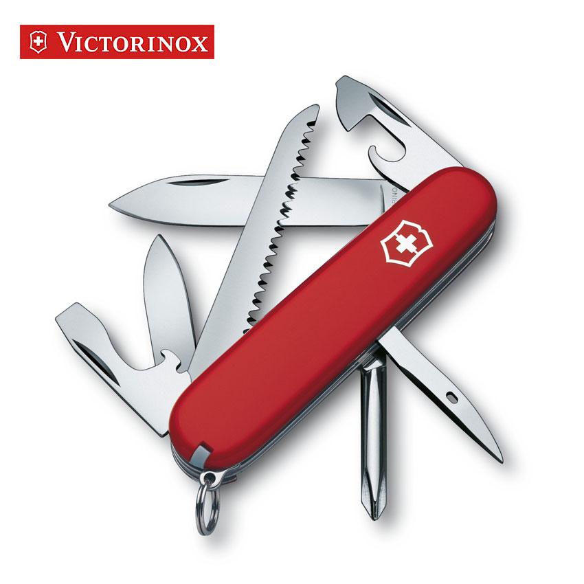 [VICTORINOX/ビクトリノックス]のこぎりが付いたモデル キャンパーPD(1.4613)【ナイフ/折りたたみ/knife/マルチツール/折り畳み/ナイフツール/折畳み/サバイバルナイフ/携帯用/アウトドア/人気】【楽ギフ_包装】