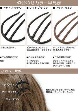 【インナーヘアアクセ】Eスティックプラスショート2本セット