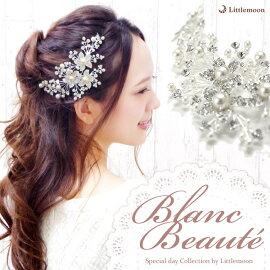 【BlancBeauteヘアピン】サルモー
