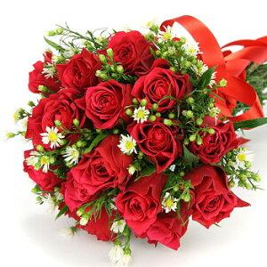 母の日 誕生日 開店祝い プレゼント 赤バラの 花束 母の日 誕生日 開店祝いギフト お祝い 人気ランキング 花束 結婚記念日 (誕生日 などにも) バラ 還暦 14