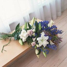 誕生日 開店祝い 入学祝い プレゼント おまかせ 白、ブルー、紫でまとめた花束 入学祝い 花 人気ランキング 花ギフト 花束 バレンタイン (就任 送別 誕生日 などにも) バラ 就任 送別 19