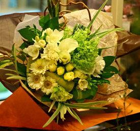 送料無料 誕生日 開店祝い 合格祝い プレゼント おまかせ ホワイトブーケ花束 合格祝い 花 人気ランキング 花ギフト 花束 結婚記念日 (就任 送別 誕生日 などにも) バラ 就任 送別 93 花束