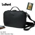 ラガードLugardショルダーバッグ2Wayメンズセカンドバッグ5655本革牛革レザー紳士用ミニ日本製青木鞄