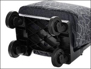 SWANYスワニーフローロキャリーバッグソフトキャリーケースD-264(M18)機内持ち込み軽量(1泊〜2泊)【ラッピング不可商品】キャリーバッグ軽量丈夫ポイント10倍あす楽