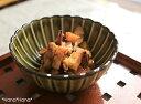 カネコ小兵 ぎやまん陶 丸小鉢 12.5cm ブルー/ブラウン/グリーン//美濃焼 和食器