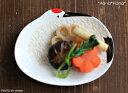 雪衣金羽ふっくら鶴 小皿 12x9.5cm 有田焼//和食器 お皿 おしゃれ 食器 正月