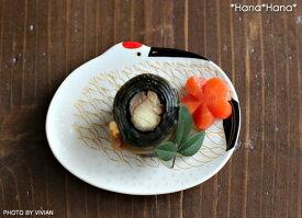 (クーポン配布中)雪衣金羽ふっくら鶴 豆皿 9x7.1cm 有田焼 幸楽窯 //和食器 お皿 おしゃれ 食器 正月