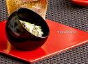 カラーズ/ブラック ガラス ヴァーサタイル 斜めミニグラス 40ml ガラス漆加工 // おしゃれ