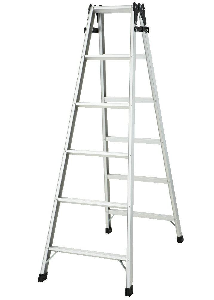 【RC2.0-18】長谷川工業 ハセガワ hasegawa 軽量 はしご兼用脚立 はしごになれる脚立 脚立 天板高170cm RC2.0-18