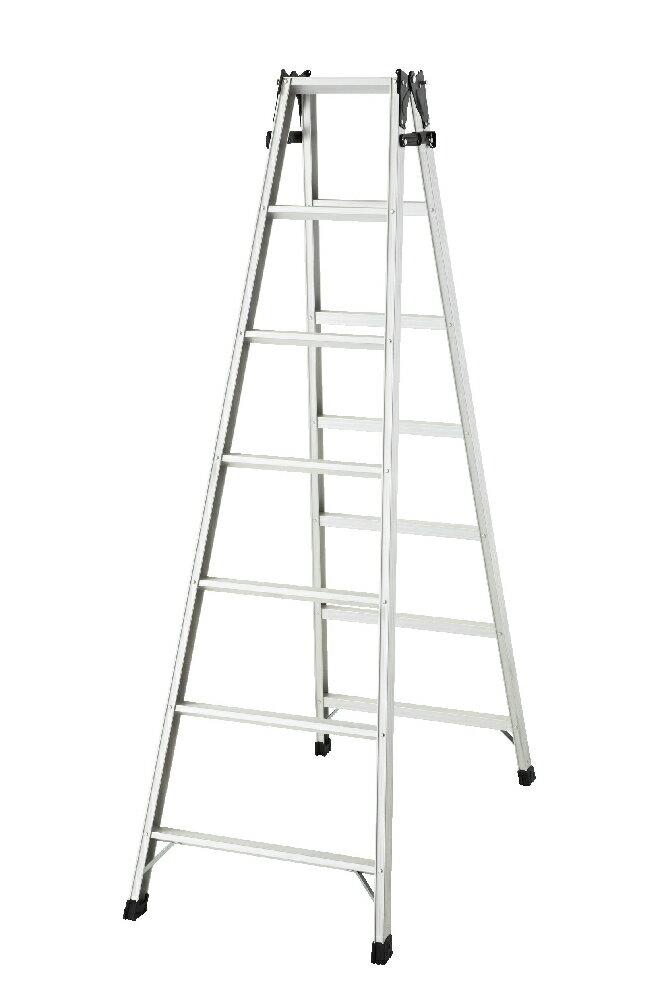 【RC2.0-21】長谷川工業 ハセガワ hasegawa 軽量 はしご兼用脚立 はしごになれる脚立 脚立 天板高199cm RC2.0-21