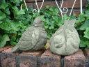 イングリッシュ ガーデニング ガーデン ストーン製『English Bird Stone・M』