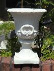 ガーデニングガーデン植木鉢バラローズスタンドハンギング雑貨プランター寄せ植えアンティーク【花遊び】『ローズメッシュカップ』
