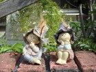 NEW!お庭でランチ♪きのこボーイ&ガール