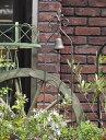 アイアン ガーデニング ガーデン 雑貨 アンティーク 送料無料『アイアン♪ガーデンベルトレリス・B』他の商品との同梱…