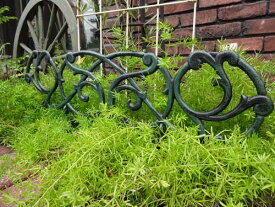 ガーデニング ガーデン 雑貨『ガーデンフェンス・ワイド』
