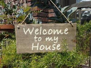 ローズ ハンギング ガーデニング ガーデン『ウッドプレート・House』
