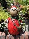 クリスマス トナカイ イルミネーション ガーデニング ガーデン『ランタン♪カントリートナカイ』