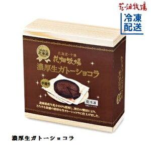 花畑牧場 濃厚生ガトーショコラ 170g【冷凍配送】