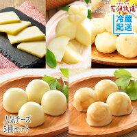 【ギフト】花畑牧場人気チーズ5種セット【冷蔵配送】