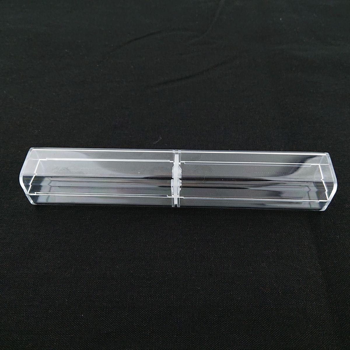 ハーバリウムボールペン専用ケース シンプルなクリアケース ※ボールペンは別売りです。