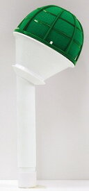 アクアフォーム/ブライディネット BL プレーン ホワイト/10-3076-0【01】【01】【取寄】[6本]《 花資材・道具 フローラルフォーム ブーケホルダー 》
