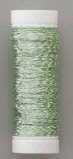 波型ワイヤー #30 ミントグリーン/91-9060-13【01】【取寄】《 花資材・道具 フラワーワイヤー、ネット リースワイヤー 》