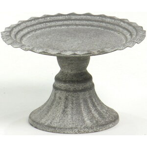 即日 SG Wonder zone/アンティークブリキスタンド GY/540-014G花器、リース 花器・花瓶 ブリキ・アイアン・アルミ花器 手作り 材料