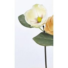 【造花】アスカ/マグノリア クリ−ムブラウン/A-39641-011B【01】【取寄】