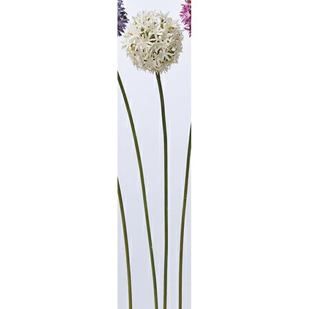 【造花】アスカ/アリウム ライトピンク/A-32427-013【01】【取寄】《 造花(アーティフィシャルフラワー) 造花 花材「あ行」 アリウム 》