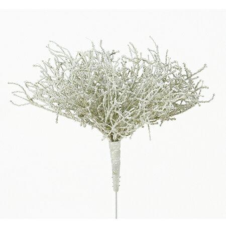 【造花】アスカ/サントリナブッシュ フロストグレイ/A-42271-063F【01】【01】【取寄】《 造花(アーティフィシャルフラワー) 造花葉物、フェイクグリーン その他の造花葉物・フェイクグリーン 》