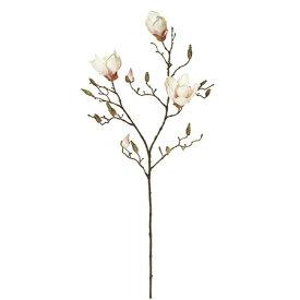 即日 【造花】MAGIQ(東京堂)/マグノリアセシリア #48 CR/PK /FM003340-048《 造花(アーティフィシャルフラワー) 造花 花材「ま行」 モクレン(木蓮)・マグノリア 》