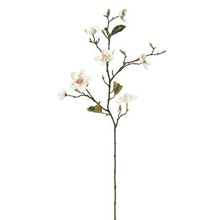 【造花】MAGIQ(東京堂)/マグノリアセントレア #48 CR/PK /FM003876-048【01】【取寄】《 造花(アーティフィシャルフラワー) 造花 花材「ま行」 モクレン(木蓮)・マグノリア 》