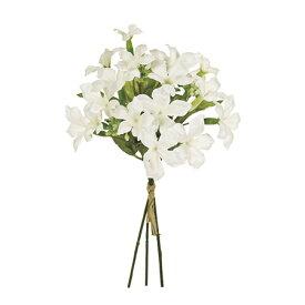 即日 【造花】MAGIQ(東京堂)/スイートステファノピック #1 WHITE 3本/FM009924-001《 造花(アーティフィシャルフラワー) 造花 花材「さ行」 ジャスミン 》